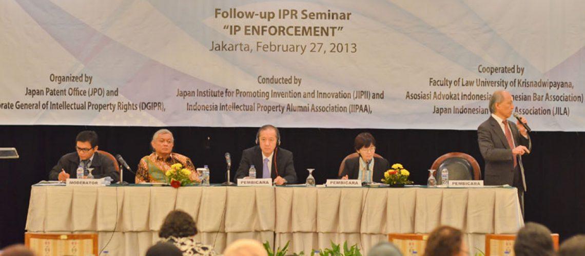 IP ENFORCEMENT